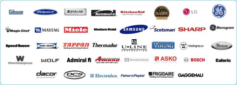 brands appliance repair glendale ca